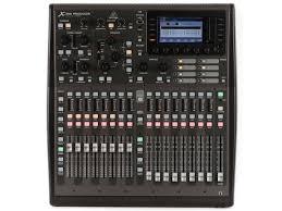 Midas 32 Behringer X32 Producer 40 Input 17 Faders Digital Mixer