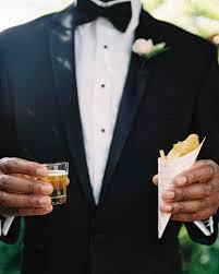 10 delicious wedding food pairs martha stewart weddings