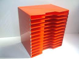 bannettes de bureau trieur vertical bureau bannette trieur de bureau de courrier