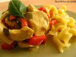 cuisine au lait de coco recette sauté de dinde au lait de coco curry et basilic 750g