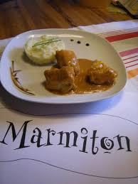 cuisiner la lotte marmiton lotte à l armoricaine recette recette de lotte marmiton et