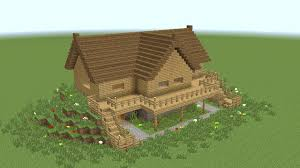 minecraft wooden house ideas