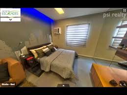 2 Bedroom Apartment For Rent In Pasig Acacia Escalades In Pasig City Studio Unit Walkthrough P10k A