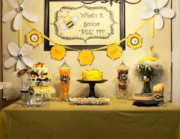 bee baby shower ideas bee gender reveal what will it bee baby shower themes