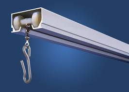 Aluminum Curtain Rod Shower Rods Ceiling Shower Curtain Rods