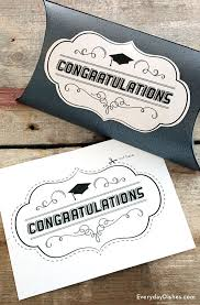 Graduation Boxes Graduation Printable Pillow Box Craft
