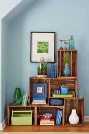How To Make Wood Shelving Units by 25 Best Wood Crate Shelves Ideas On Pinterest Crates Crate