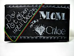 chalkboard wrapping paper let s make wrapping paper popcosmo