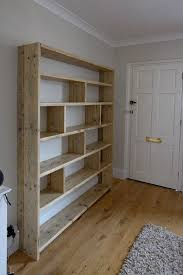 Small Rustic Bookcase Best 25 Wooden Bookcase Ideas On Pinterest Bookshelf Ideas