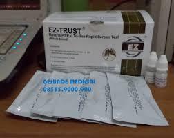 Alat Tes Malaria alat test malaria ez trust malaria rapid test toko medis jual