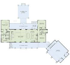 country farmhouse floor plans floor plan of country craftsman farmhouse house plan 82085