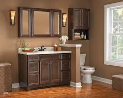 haas cabinet door style lexington v shown in java finish