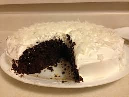tres leches chocolate coconut cake un conventional oven