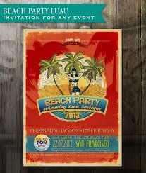 the 25 best beach party invitations ideas on pinterest swim