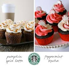 starbucks cupcakes chickabug