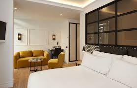 hotel barcelone dans la chambre hôtel the serras barcelone design hôtel de luxe à barcelone