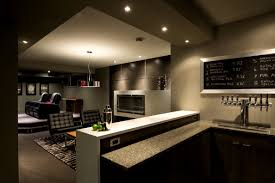 bathroom cool basement bar modern vancouver arts custom designs