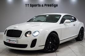 bentley supersports price used bentley for sale in derby derbyshire