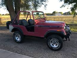 1974 jeep renegade 1974 jeep cj5 renegade plum purple one owner v8 for sale photos