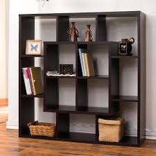 target room divider bookcase shelf room divider bookcase solid back dividers target uk