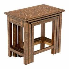 moroccan nesting tables foter