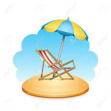 Beach Chair With Canopy Target Reclining Beach Chair With Umbrella Sadgururocks Com