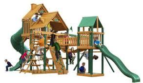 Kids Backyard Play Set by The Best Swing Sets For Older Kids