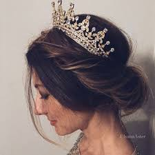 bridal crowns best 25 bridal crown ideas on white floral bridal