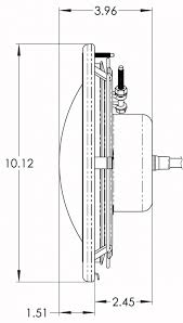 pentair pool light parts pentair intellibrite 601001 5g color led pool light 120v 50ft co