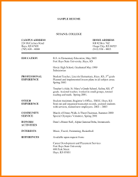 resume exles bunch ideas of resume cv cover letter resume resume exles for