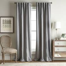 Silver Window Curtains Buy Silver Window Curtains Drapes From Bed Bath Beyond