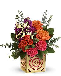 flower birthday flower arrangements for special occasions teleflora