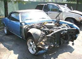 1967 thru 1969 camaros for sale wrecked cars page 29 yellow bullet forums