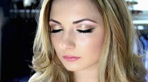 makeup for wedding makeup tutorial soft wedding makeup using the naked1 palette