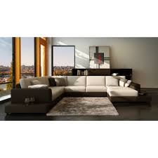 Modern Sofa Chicago by Furniture Baxton Studio Sectional Braxton Sectional Sofa