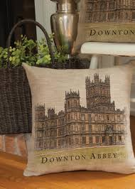 castle downton abbey pillow cover heritage lace