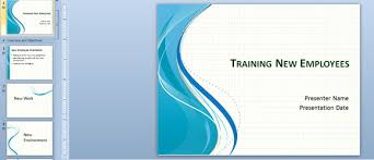 new templates for powerpoint presentation training powerpoint templates training new employees powerpoint