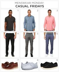 casual friday menswear monday what to wear on casual fridays zappos com