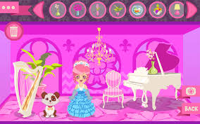 princess castle room makeover android apps on google play