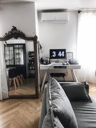 coin bureau dans salon comment aménager un coin bureau dans salon sans h