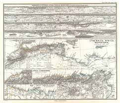 Rit Map File 1865 Spruner Map Of Northwestern Africa The Magreb And The