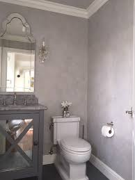 French Powder Room Stormer Decorative Finishes