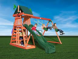 gorilla playsets gorilla playsets journey journey wooden swing set
