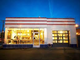 St Louis Garage Door by Grandel Theatre St Louis Mo Restaurants Localeats