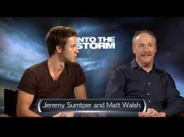Jeremy Sumpter Friday Night Lights Jeremy Sumpter And Matt Walsh Talk About Into The Storm
