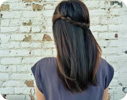 tutorial sirkam rambut panjang kanubeea hair clip tutorial kepang half french sederhana