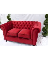 Chesterfield Sofa Hire Velvet Chesterfield Style 3 Seater Sofa City Furniture Hire