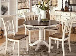 ashley d583 whitesburg cottage five piece dining set in myrtle beach