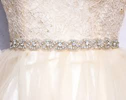 bridal sash all around bridal belt wedding sashes and belts wedding dress