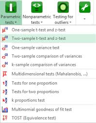 tutorial xlstat student s t test on two paired sles tutorial xlstat